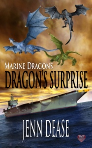 Dragon's Surprise Jenn Dease Scarlet Tie Designs